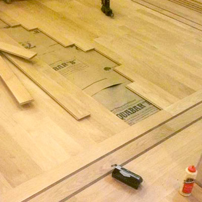 How To Repair Damages On Your Hardwood Floor