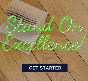 Stand On Excellence! 🛠