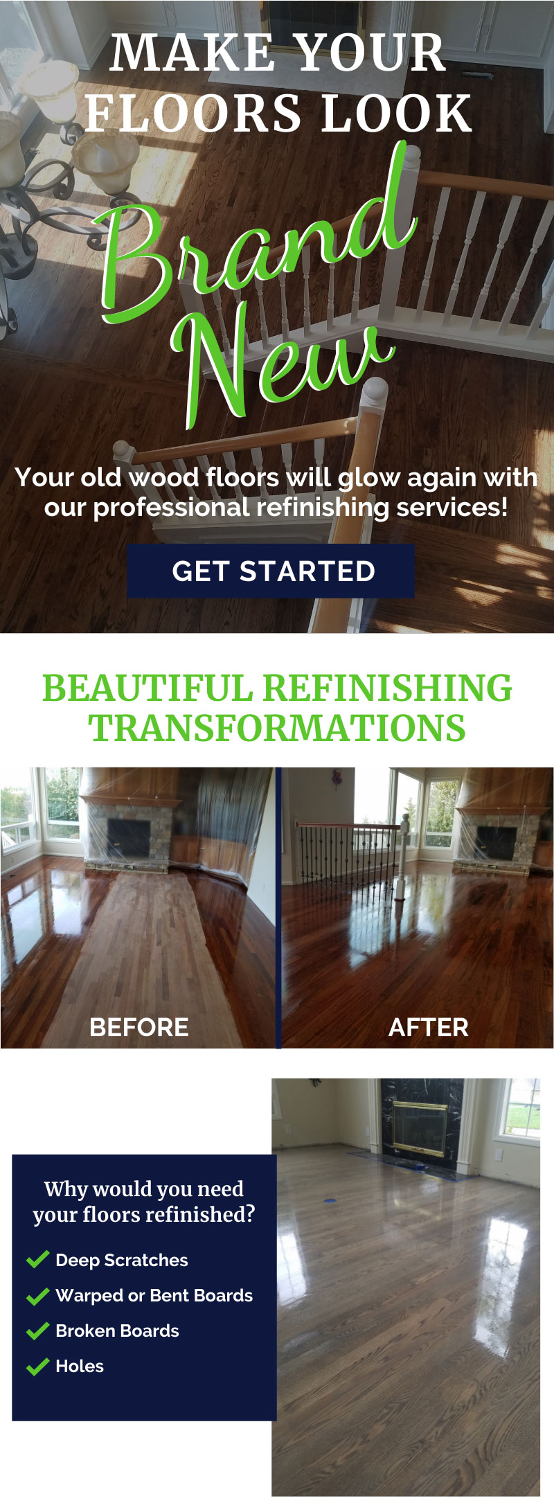 Make Your Floors Look Brand New! 5