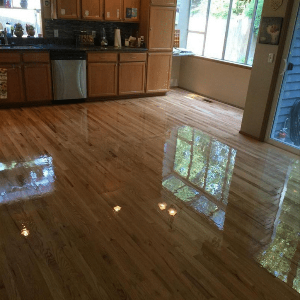 Refinish Your Old Wood Floors 1