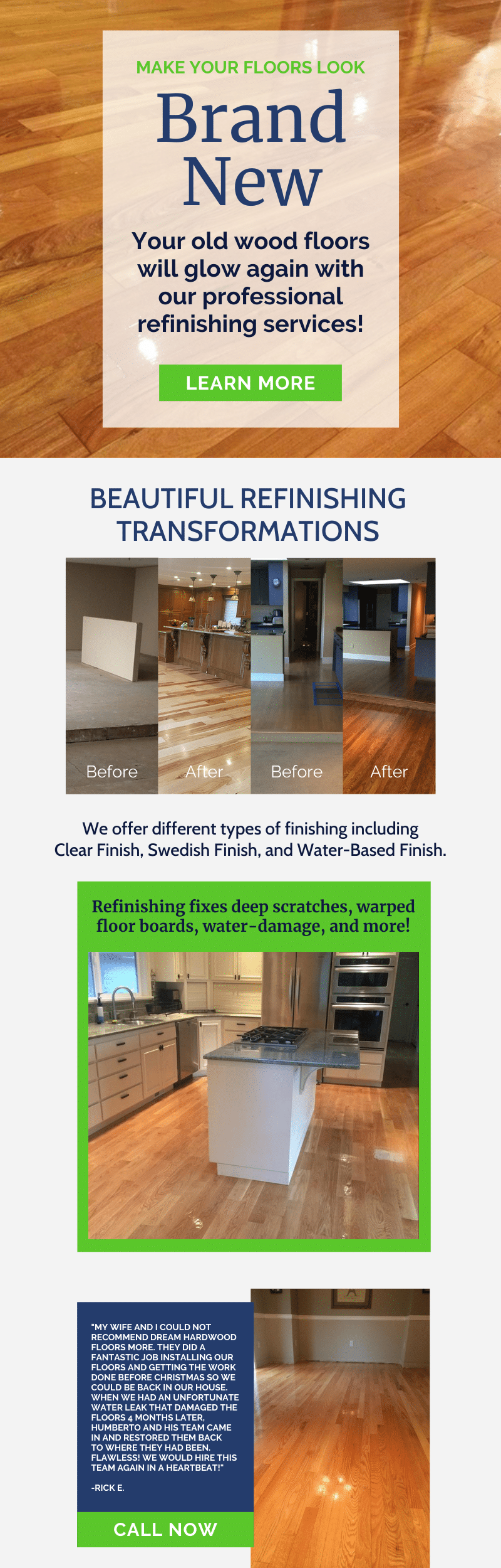 Make Your Floors Look Brand New! 3